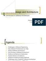 Introduction to the Software Architecture