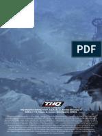 Dawn of War II - Chaos Rising Manual_ES