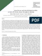 Flavour Microbiological SE Malcata