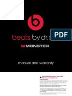 Power Beats Manual Warranty US v1