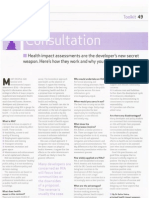 Health Impact Assessment Q & A