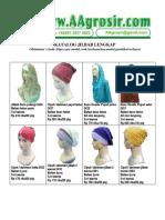Jual Baju Murah Grosir Jilbab Kerudung Model Terbaru 2011 Www.aagrosir.com Katalog 15 Juli