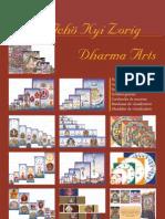 Catalogue Dharma Arts (http://www.dharma-arts.net ) (dharma-arts@wanadoo.fr)