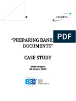 Preparing Bankable Documents