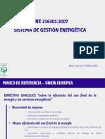 Sistemas de Gestion Energetic A -Aenor