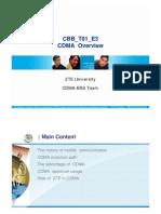 001 CBB_T01_E3 CDMA Technology Overview Slide
