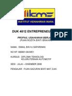 Duk 4012 Entrepreneurship