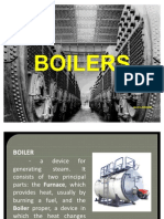 Equipment Design - BOILERS