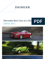 Daimler Mercedes Benz Cars
