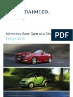 Daimler Mercedes Benz Cars