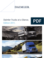 Daimler Trucks at a Glance