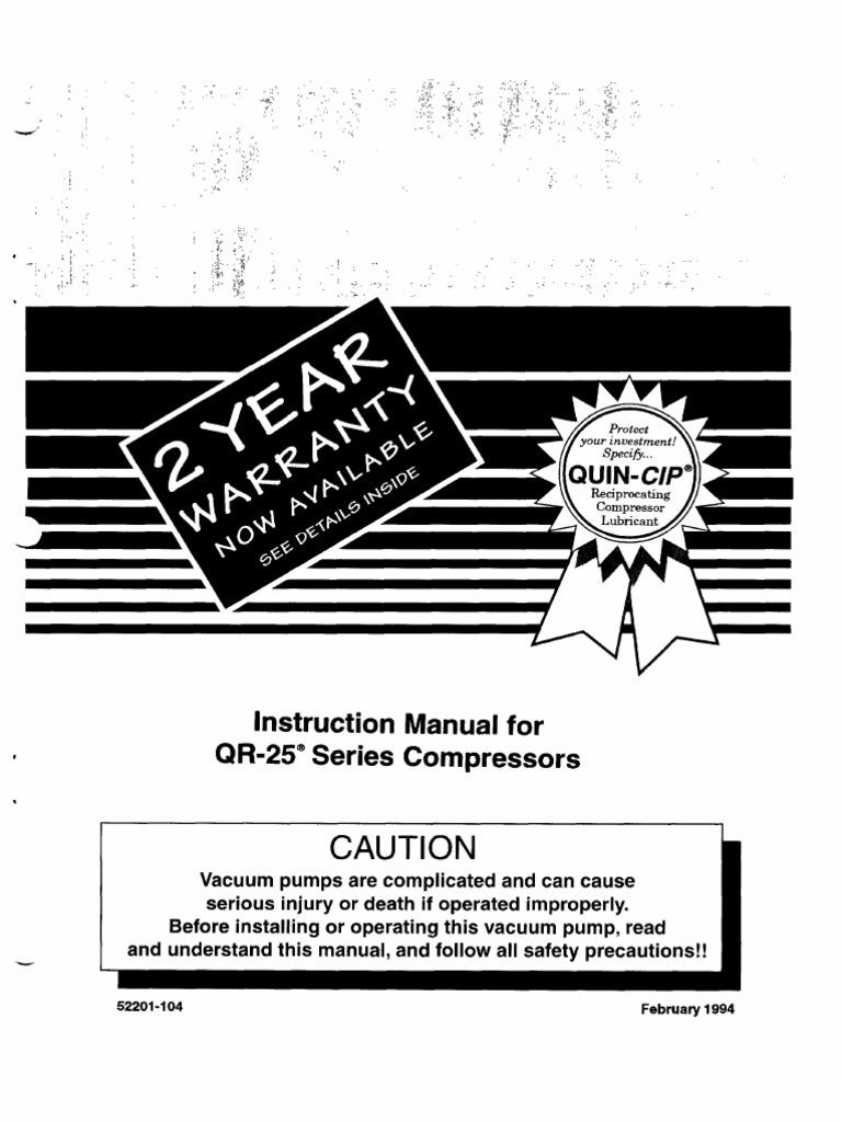 Quincy qr25 compressor instruction manual gas compressor pipe quincy qr25 compressor instruction manual gas compressor pipe fluid conveyance fandeluxe Images