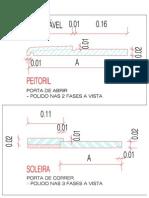 PEITORIL-SOLEIRAS TIPO
