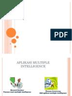 Multiple Intelligence System