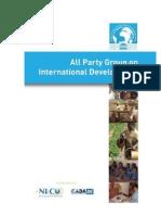 Northern Ireland Assembly International Develoopment Strategy