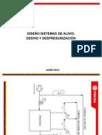 Diseños sistemas desvio y alivio