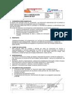 Protocolo Organizacion y to