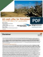 2011 BHP Petrohawk Presentation