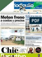 Edición Los Llanos 15/07/2011