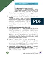 100 Preguntas Del CPP