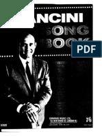 Mancini Song Book[1]