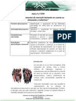 Guia # 2 TVPS Identificar Segmentos de Mercado