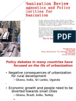 Addis Ababa_Austin Kilroy - Urbanization Review - Diagnostics for Determining Policy Priorities