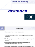 Designer and Workflow
