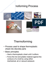 Week 6 Thermoforming Process Ppt