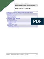 Journal Ledger Process