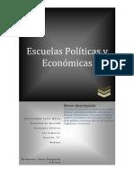 Escuelas Politicas y Economic As