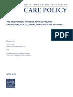 IPAB_MedicarePolicy