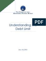 Understanding the Debt Limit