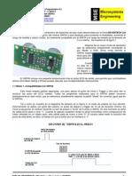 Medidor Ultrasonico SRF05