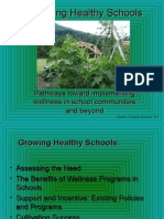 Growing Healthy Schools