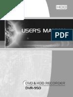 Manual Grabador Tv
