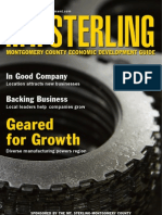 Mt. Sterling Montgomery County Economic Development Guide 2011