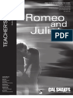 Romeo and Juliet Teachers Guide - Cal Shakes