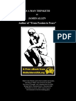 James Allen - As a Man Thinketh