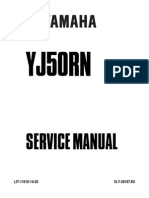 Vino Service Manual
