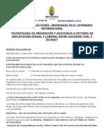 COMUNCIADO DE PRENSA