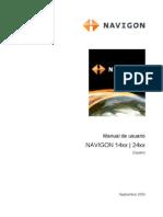 Espanol Manual[1] Navigon