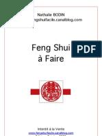 Feng Shui à Faire