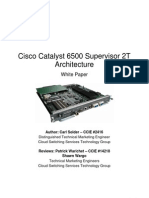 Cisco 6500 Series SUP ENG 2T
