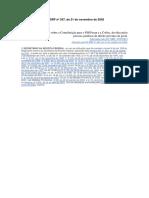 Instrução Normativa SRF nº 247