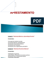 APRESTAMIENTO (Prueba 08-06-11)