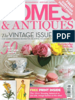 Home & Antiques Magazine - July 2011