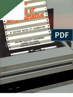 Rédaction technique et administrative
