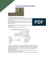 multifunción HP Laserjet 3330 Cómo reparar el errorbombillo caliente