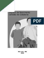 Projeto Registro Civil Certidao de Cidadania